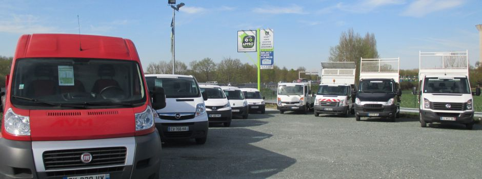 Appro utilitaires angers achat vente location v hicules utilitaires - Location camion angers ...